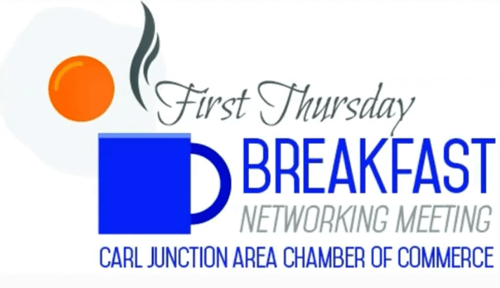 FIRST THURSDAY NETWORKING MEETING @ Carl Junction Community Center | Carl Junction | Missouri | United States