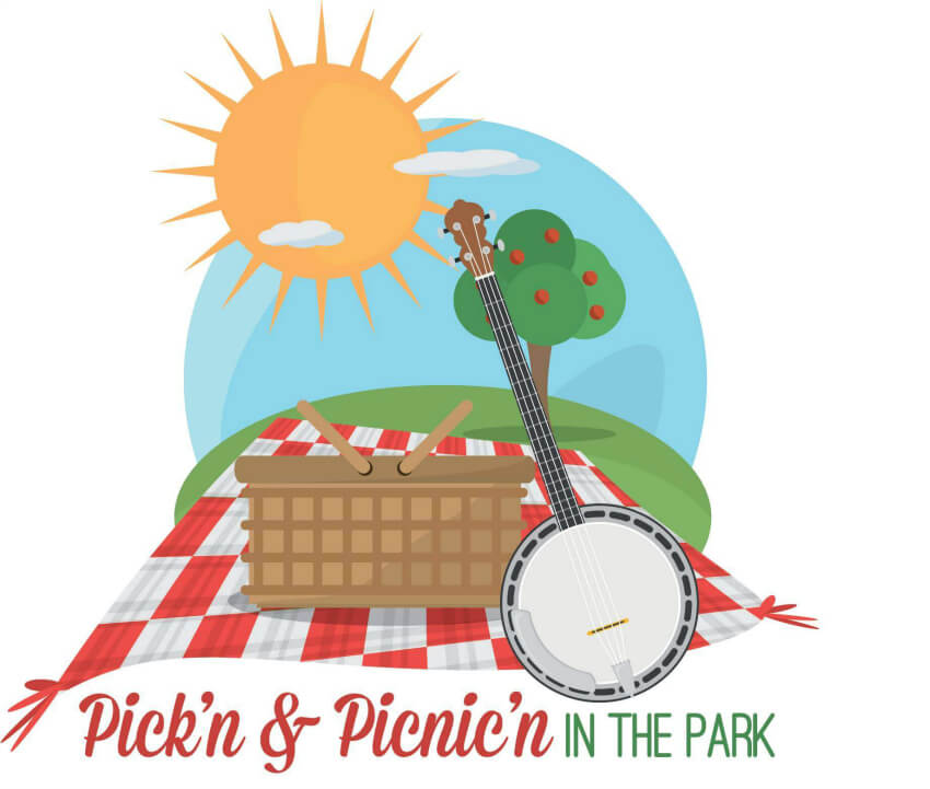 Pick'n & Picnic'n In The Park @ Center Creek Park